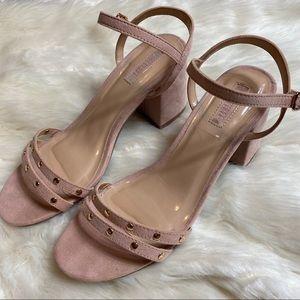 Light Pink FOREVER 21 heels